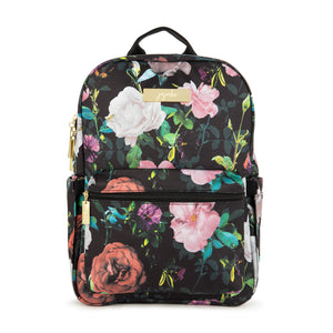 Jujube | Midi Backpack - Rose Garden