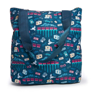Jujube - All That Tote - HP Platform 9 3/4 (Harry Potter Collection)