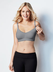 Body Silk Seamless - Silver Belle