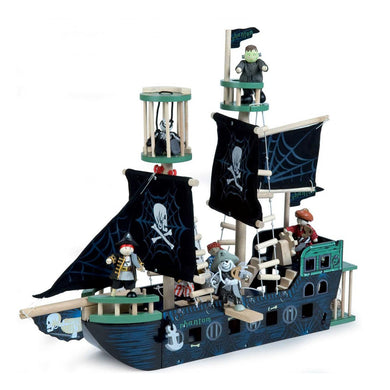 Le Toy Van - Pirate Ghost Ship (TV340)