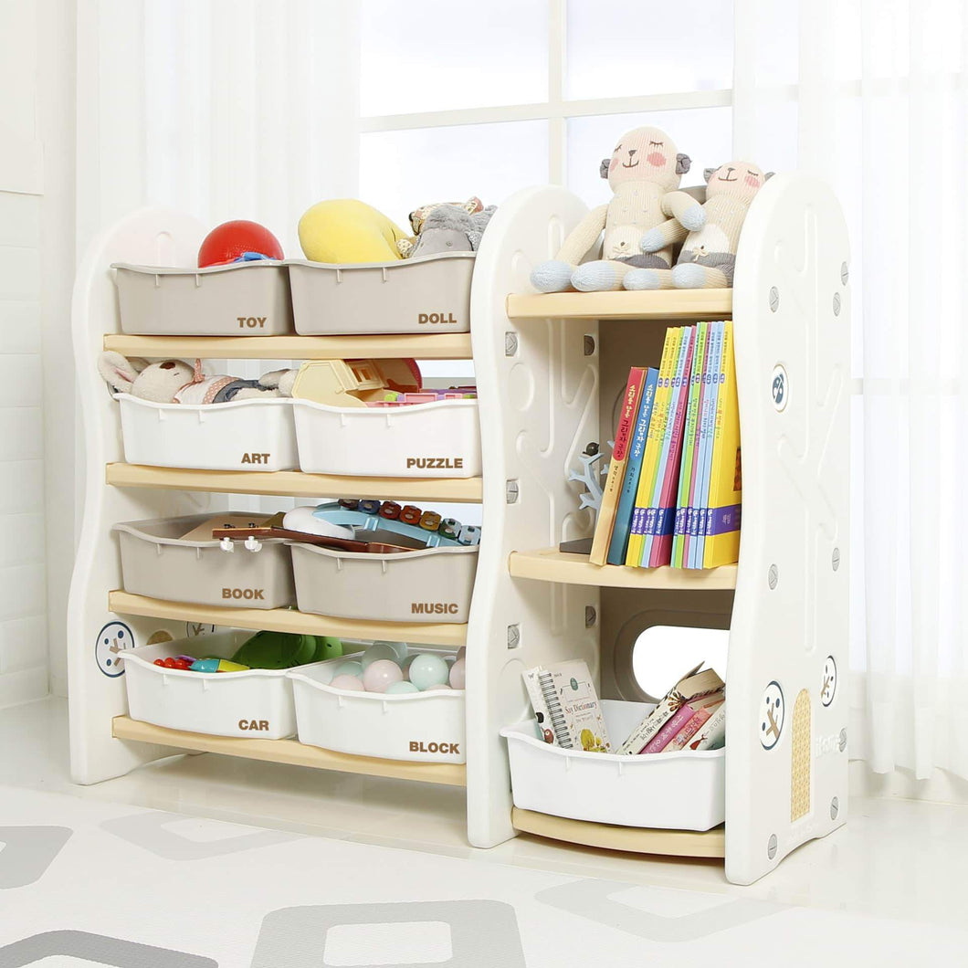 IFAM - Design Toy Organizer (Extended)