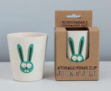 Load image into Gallery viewer, Jack N' Jill | Rinse/Storage Cup (4 Designs)