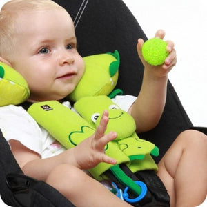 Benbat Travel Friends - Seat Belt Pals 0-12M (Bear)