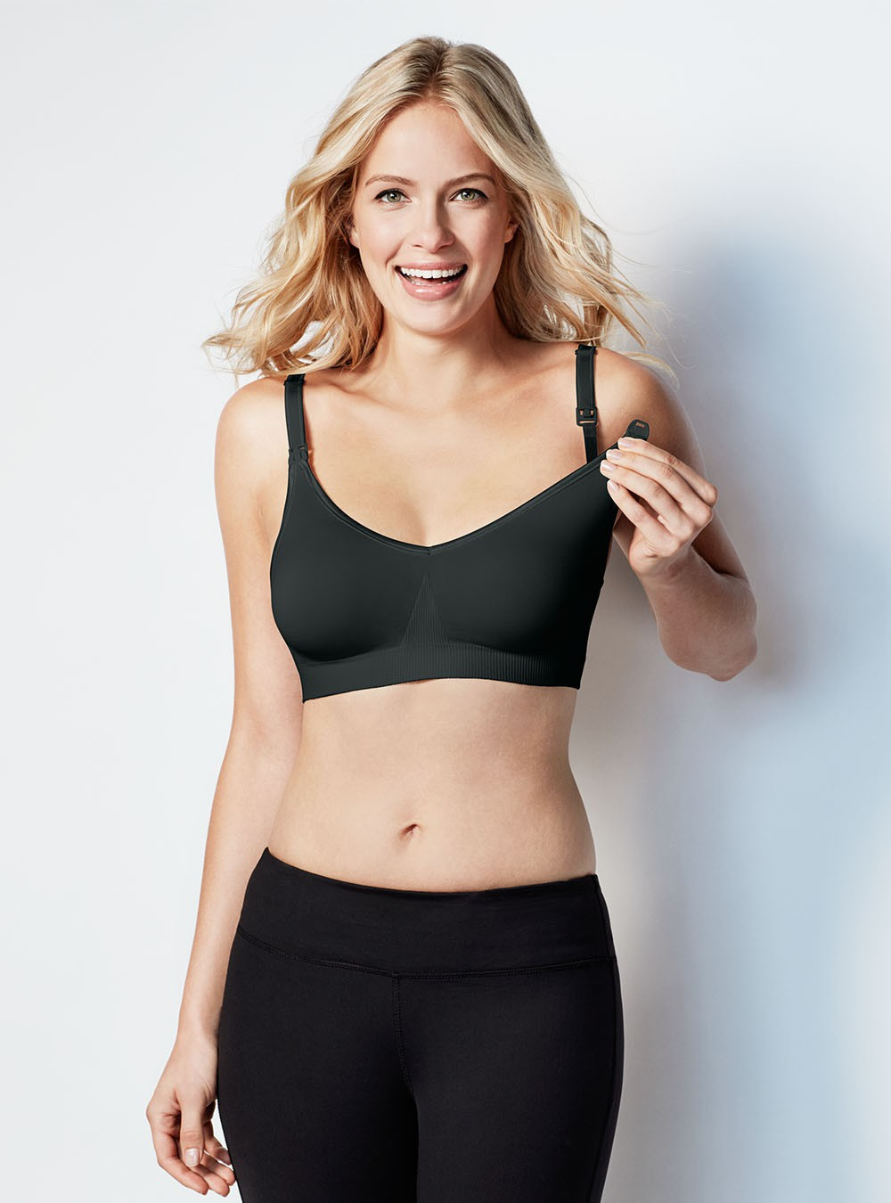 Body Silk Seamless - Black