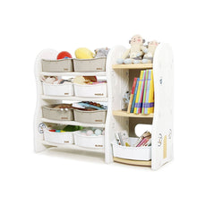 Load image into Gallery viewer, Design Toy Organizer + BookShelf (Extended)