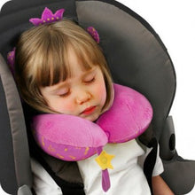 Load image into Gallery viewer, Benbat Travel Friends - Total Support Headrest for 1-4 YO (Bear)