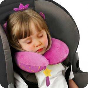 Benbat Travel Friends - Total Support Headrest for 1-4 YO (Bear)