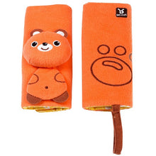 Load image into Gallery viewer, Benbat Travel Friends - Seat Belt Pals 0-12M (Bear)