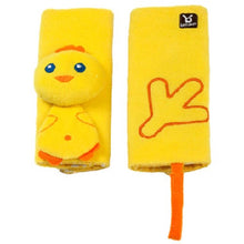 Load image into Gallery viewer, Benbat Travel Friends - Seat Belt Pals 0-12M (Chick)
