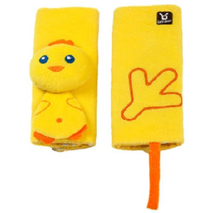 Benbat Travel Friends - Seat Belt Pals 0-12M (Chick)