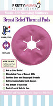 Load image into Gallery viewer, Breast Thermal Relief Gel Pad (Pink)