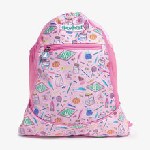 Load image into Gallery viewer, Jujube - Grab & Go Drawstring Backpack - HP Honeydukes (Harry Potter Collection)