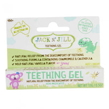 Load image into Gallery viewer, Jack N' Jill | Natural Teething Gel (15g)