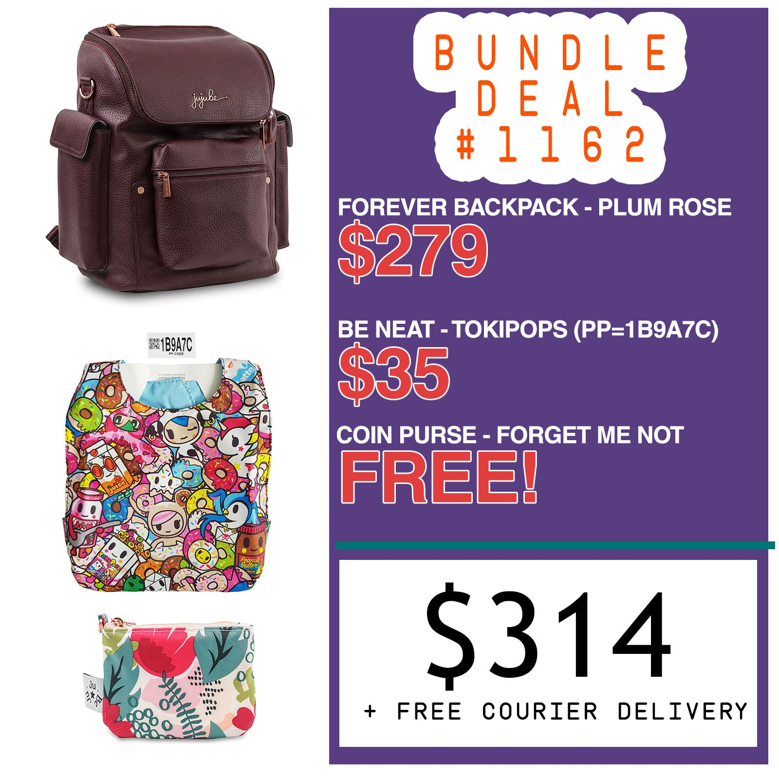 Jujube Bundle Deal 1162