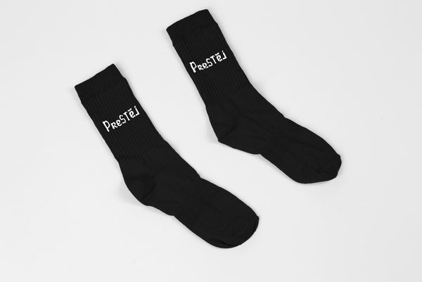 Prestej Logo Socks (Black)