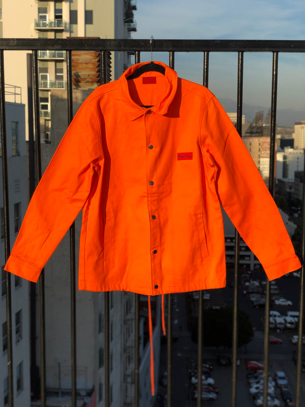 """French Dressing"" Utility Jacket"
