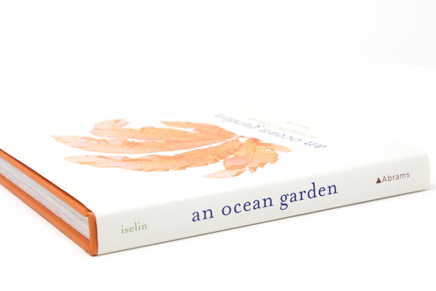 An Ocean Garden by Josie Iselin - signed copy