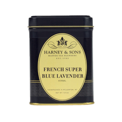 French Super Blue Lavender Tea