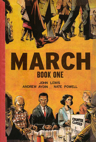 The March - Book 1