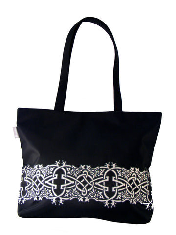 Clayton Breakfast Room Tote Bag