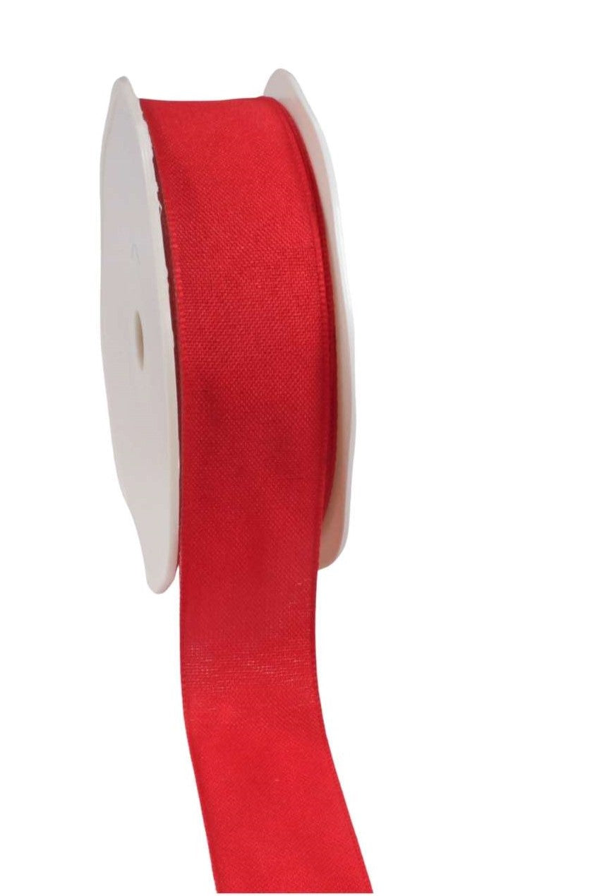 Texture Ribbon - Bright Red - Liberties Papers