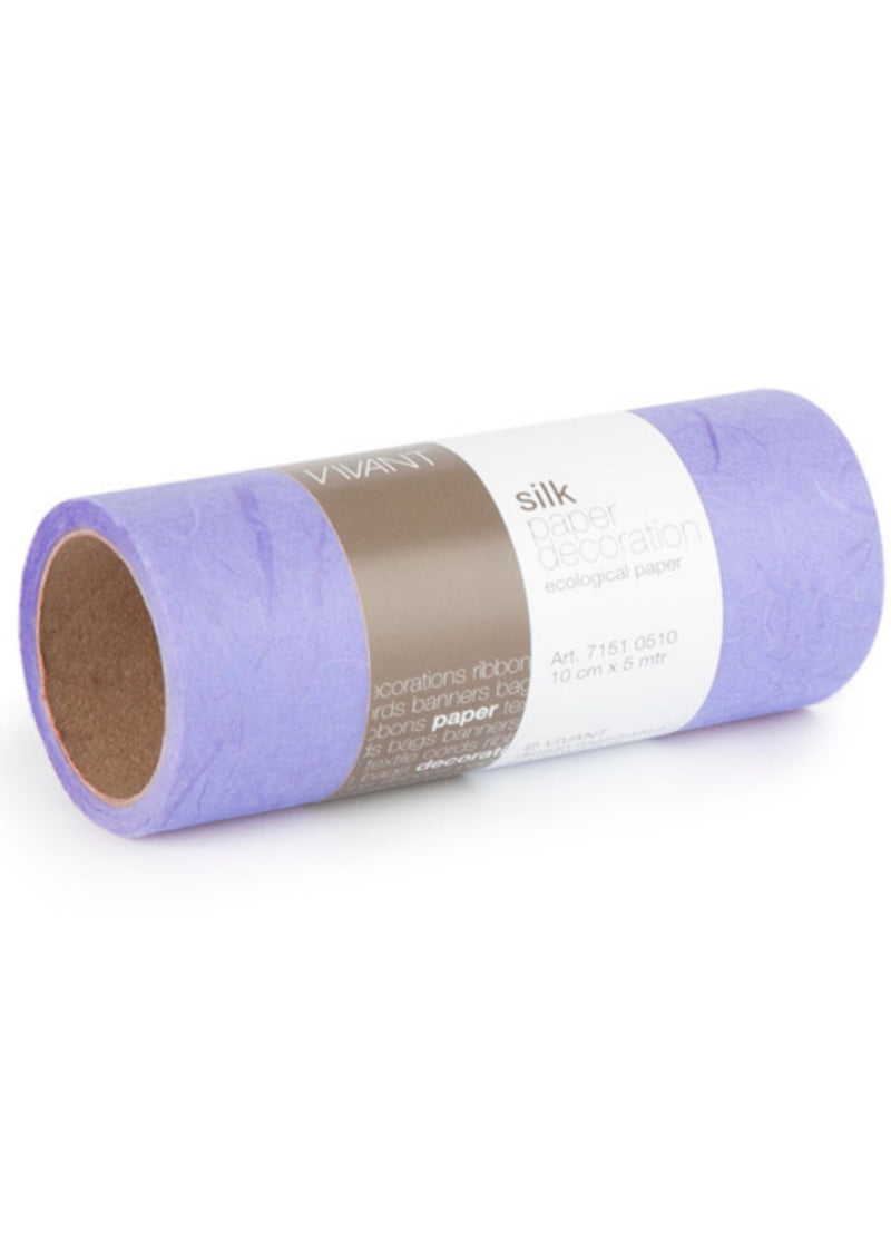 Thai Silk Lilac - Liberties Papers