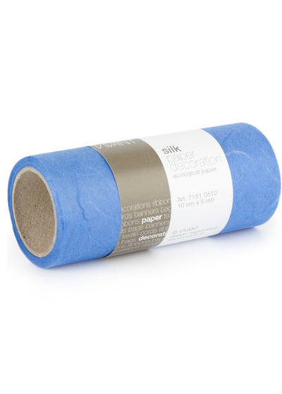 Thai Silk Blue - Liberties Papers