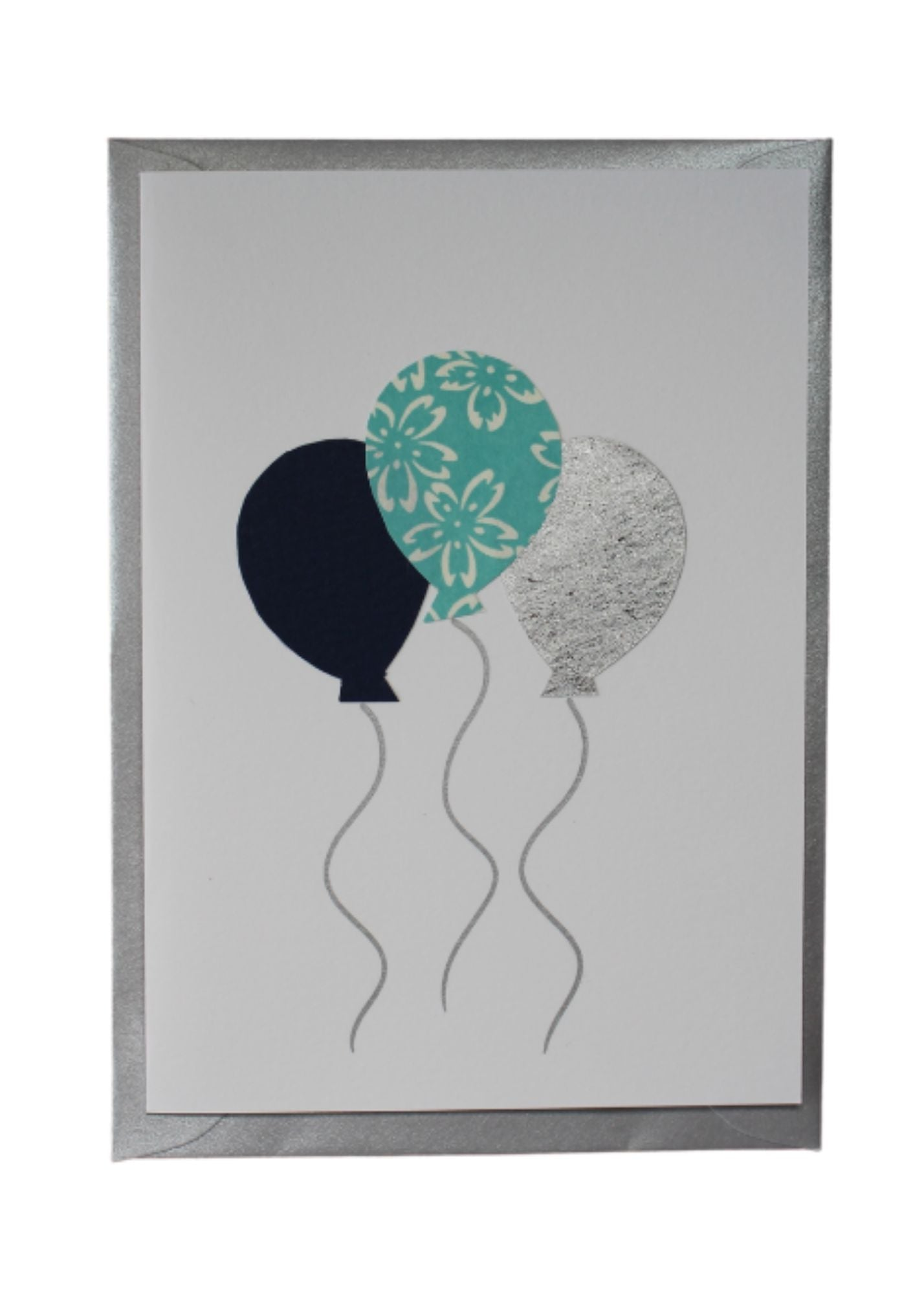 Greeting Card Balloons - Liberties Papers