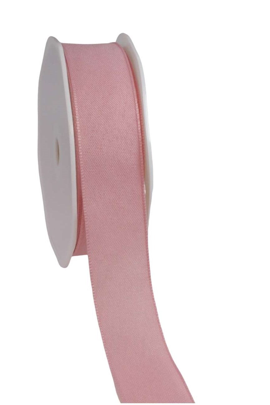 Texture Ribbon - Coral Pink - Liberties Papers