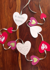 Valentines Garland - Liberties Papers