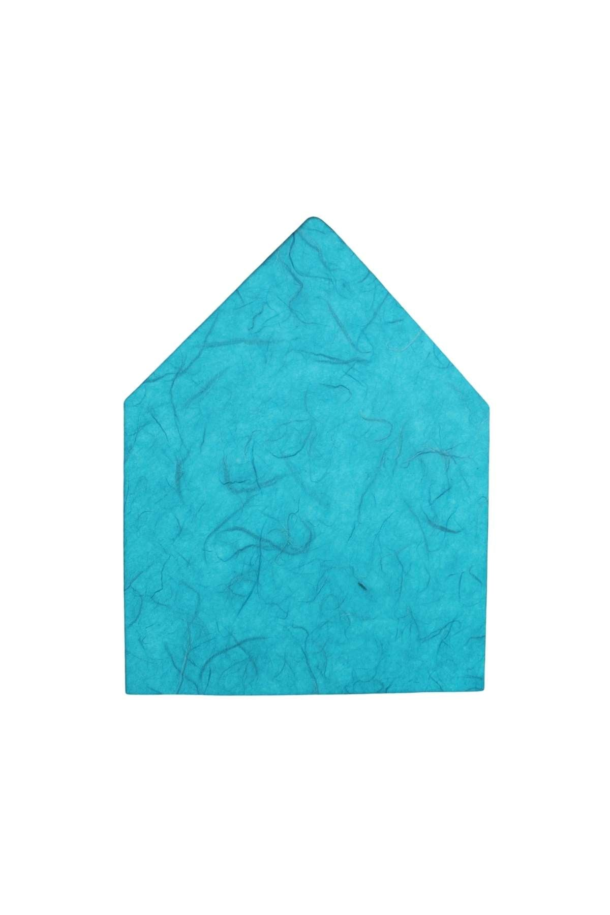 Envelope Liner Turquoise - Liberties Papers