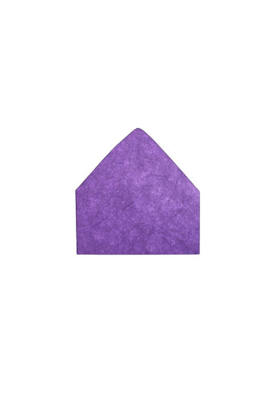 Envelope Liner Purple - Liberties Papers