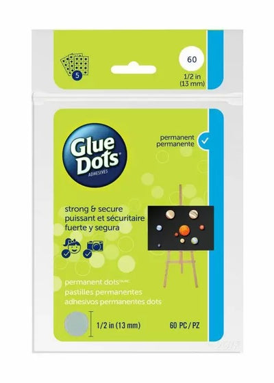 Glue Dots 13mm - Liberties Papers