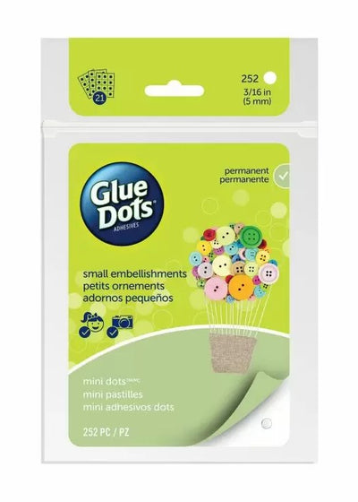 Glue Dots 5mm - Liberties Papers