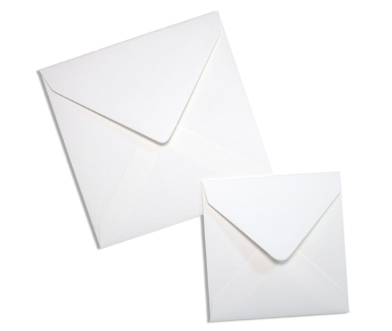 Fabriano Rusticus Envelope - White - Liberties Papers