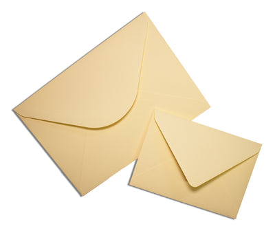 Fabriano Rusticus Envelope - Cream - Liberties Papers