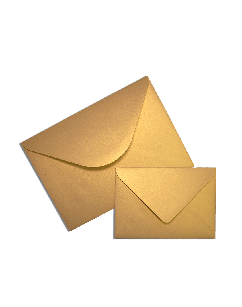 Stardream Envelope - Gold - Liberties Papers
