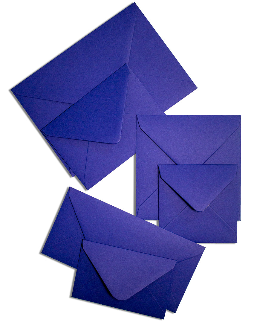 Colorplan Royal Blue Envelope - Liberties Papers