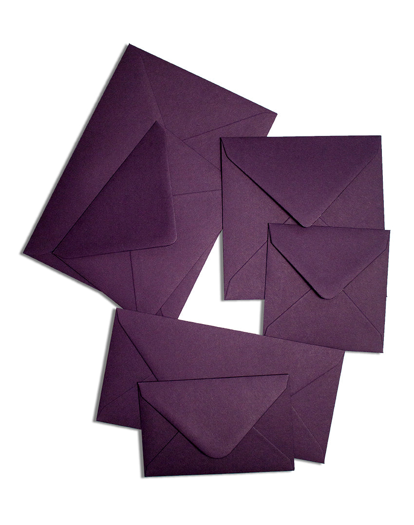 Colorplan Amethyst Purple Envelope - Liberties Papers
