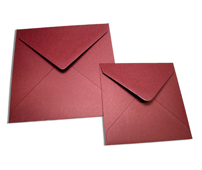 Colorplan Burgundy Envelope - Liberties Papers