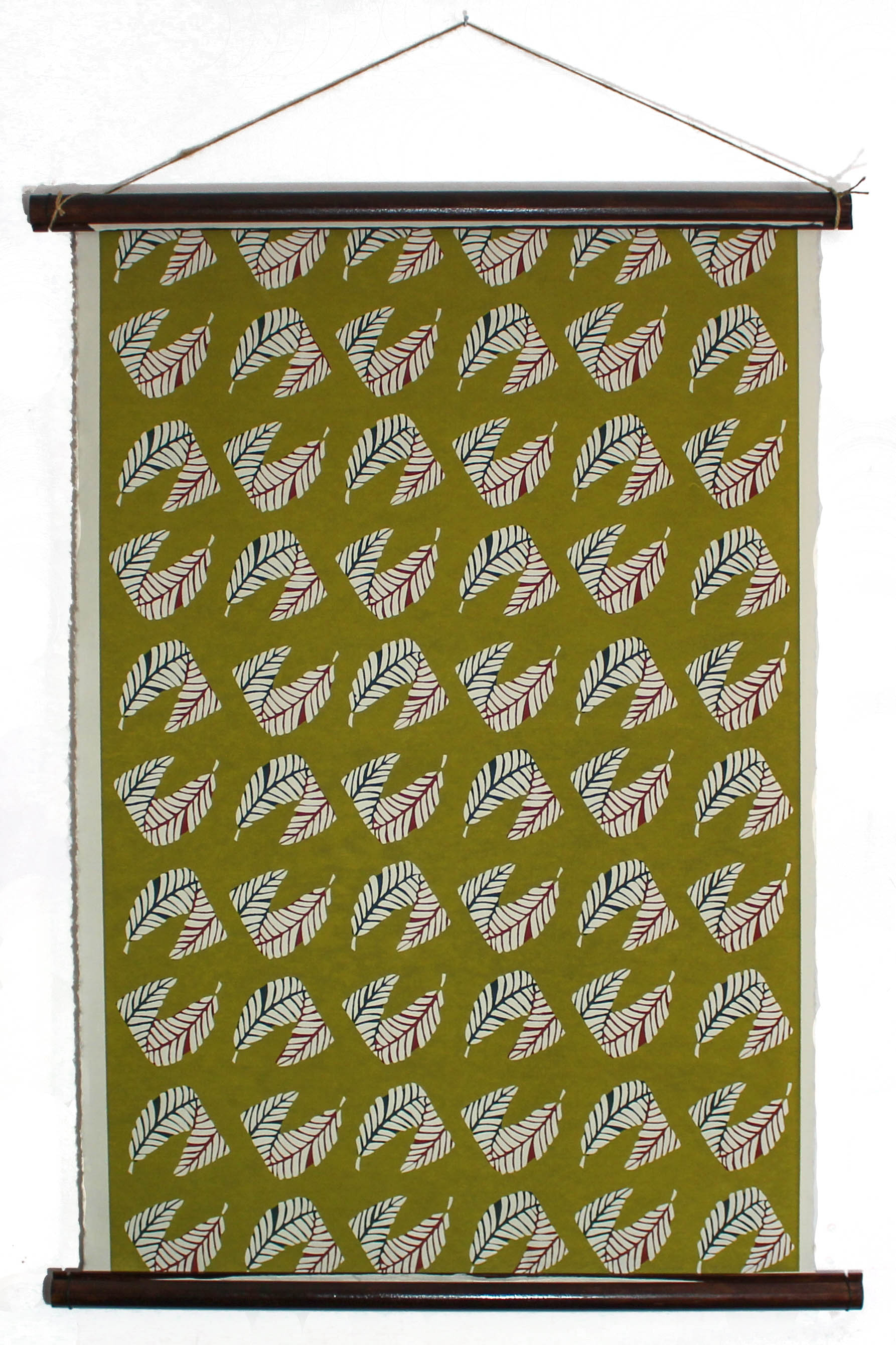 Palm Olive Wall Hanging - Liberties Papers