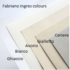 Fabriano Ingres Ghiaccio - Liberties Papers