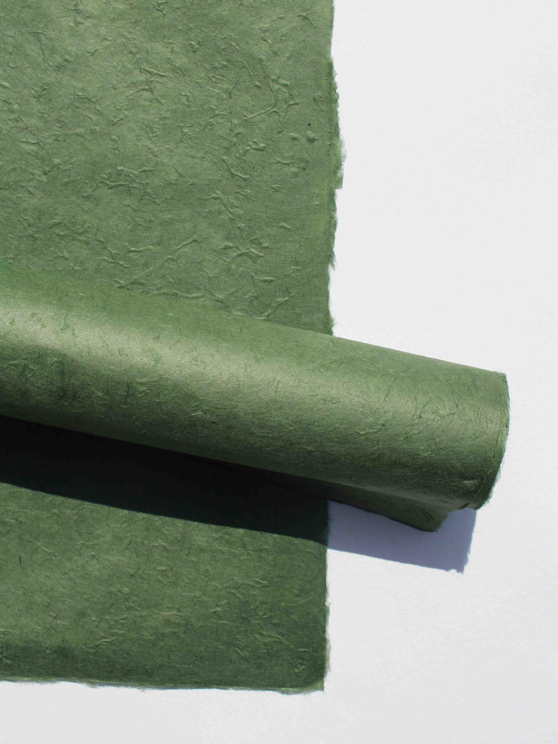 Nepalese Lokta Green - Liberties Papers
