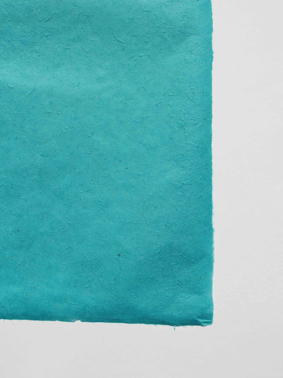 Nepalese Lokta Turquoise - Liberties Papers