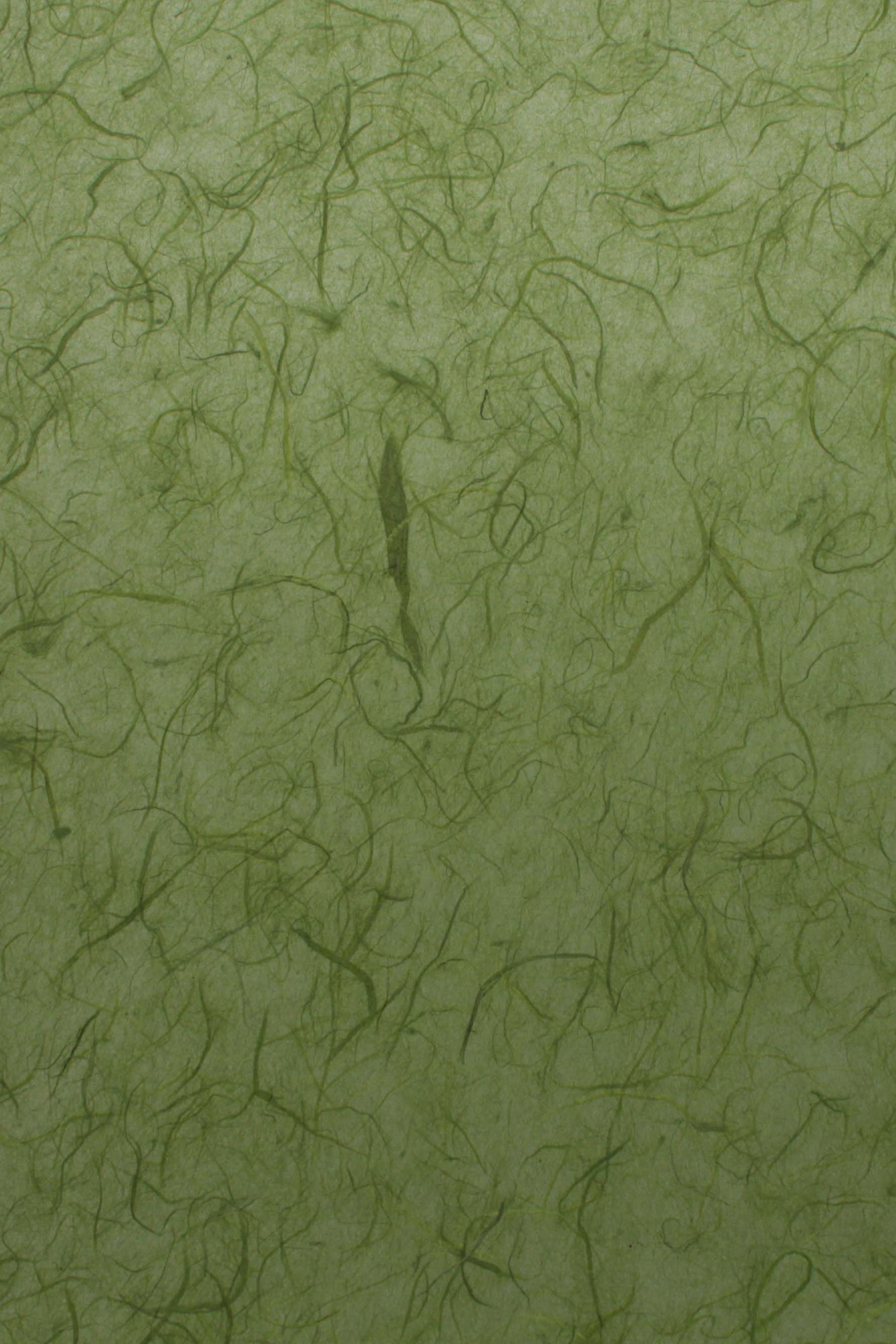 Thai Silk Moss Green - Liberties Papers