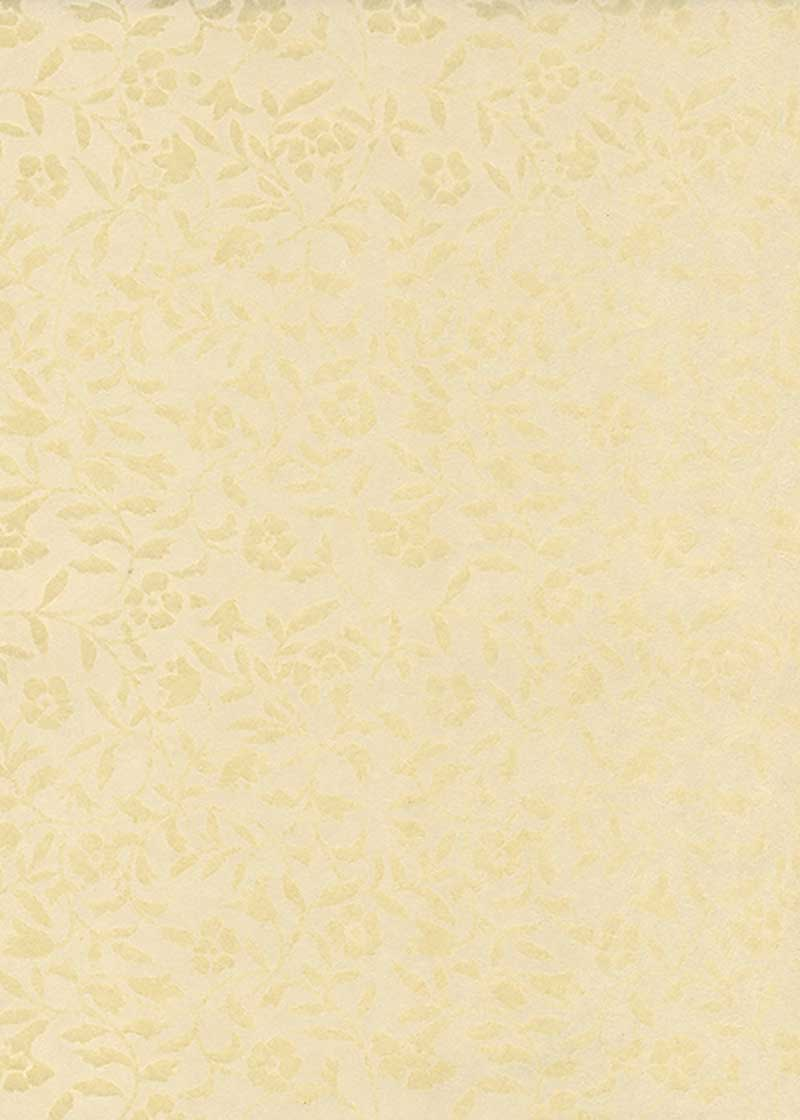 Sukashi Floral Cream - Liberties Papers