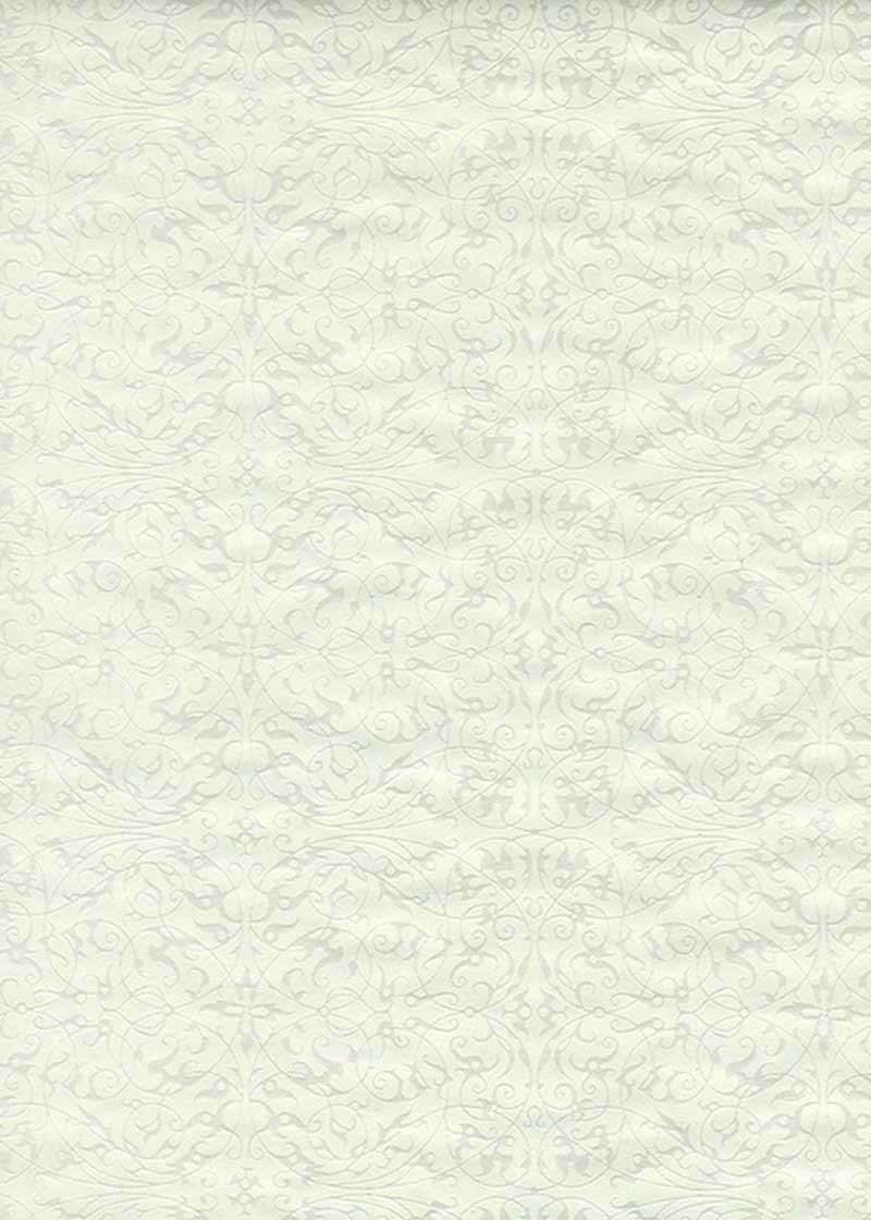 Pearlised Filigree Ivory - Liberties Papers