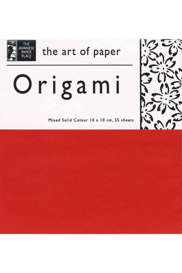 Origami Solid colours 100mm - Liberties Papers