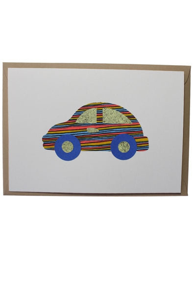 Greeting Card Car - Liberties Papers