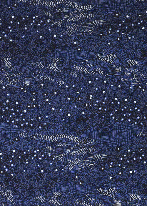 Chiyogami Midnight Blossom - Liberties Papers
